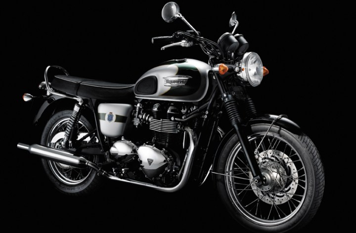 Triumph to enter Indian market in a big way