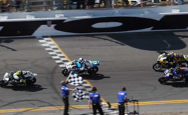 Squeakers at Daytona