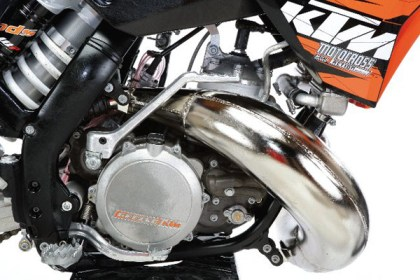 If you want to check out a new KTM, these demo rides are a great opportunity.