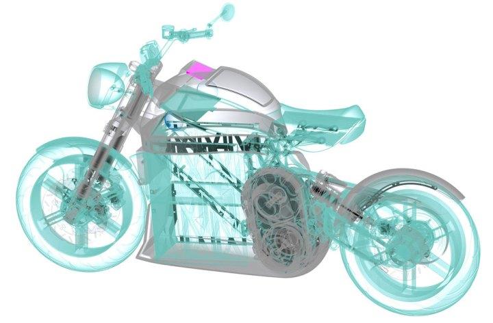 LITO dévoilera la Sora au Salon de la moto de Montréal