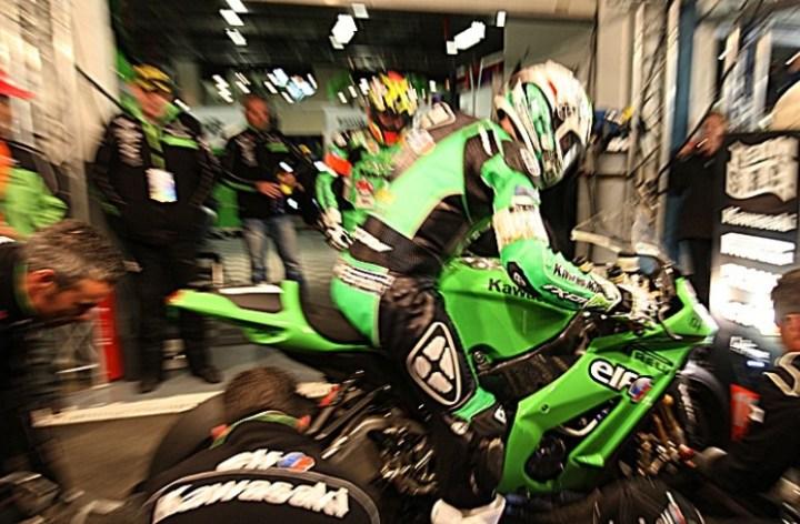 Kawasaki tops Bol d'Or