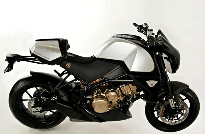 Moto Morini announces new model