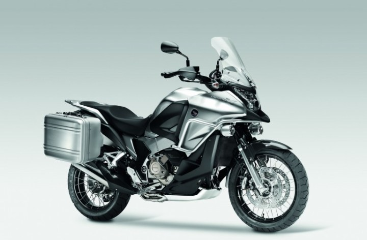 Honda to sell Adventure version of Crosstourer
