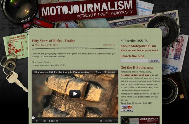 Motojournalism.com releases new trailer