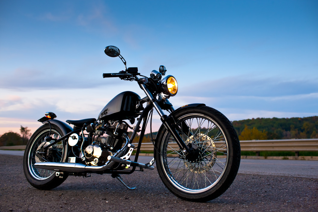 Upgrades available for Cleveland CycleWerks | Canada Moto Guide
