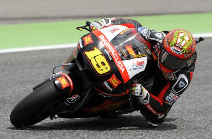 Moto GP Business as Usual