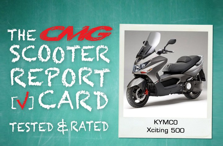 Test: Xciting 500