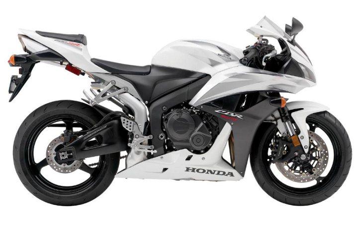 Test Ride: Honda CBR600RR