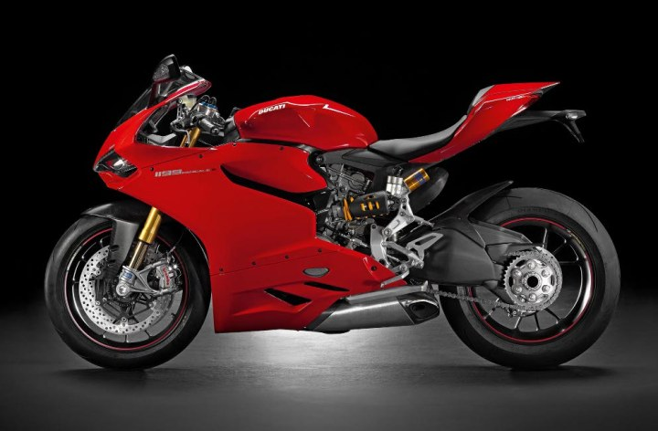 Ducati smashes sales record