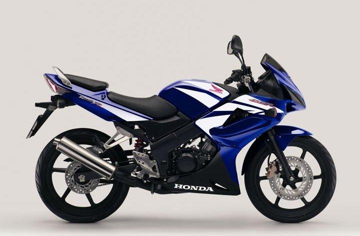 Test Ride: Honda CBR125