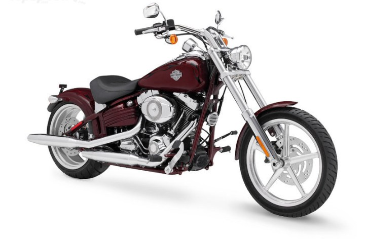 Test Ride: Harley-Davidson Rocker
