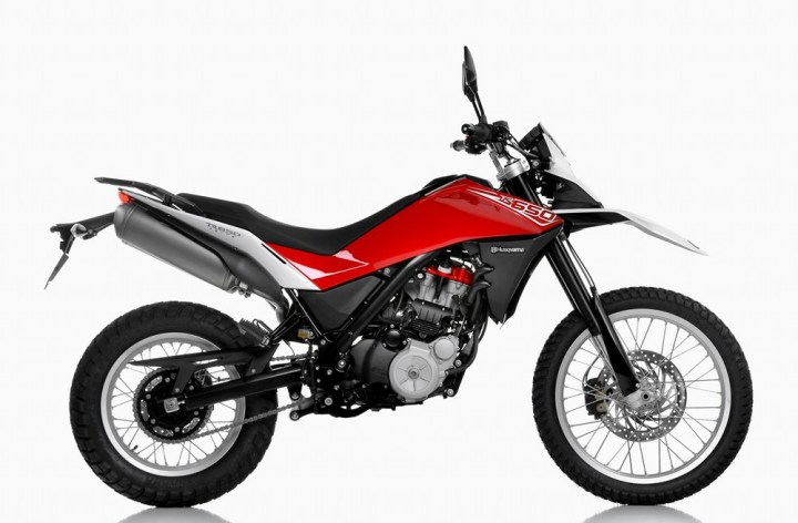 Husqvarna officially unveils new 650 models