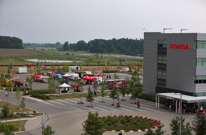 Honda Rock the Red – Gymkhana