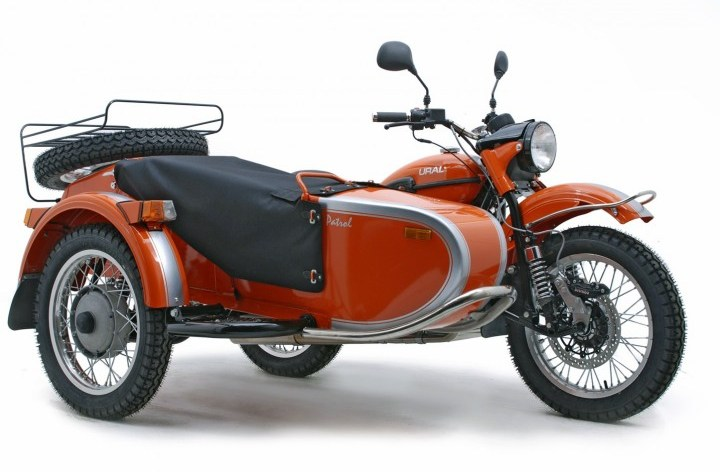 Ural Motorcycles sees growth