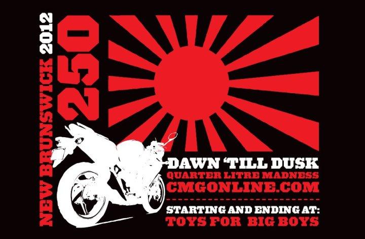 Dawn til Dusk Rally: Final details