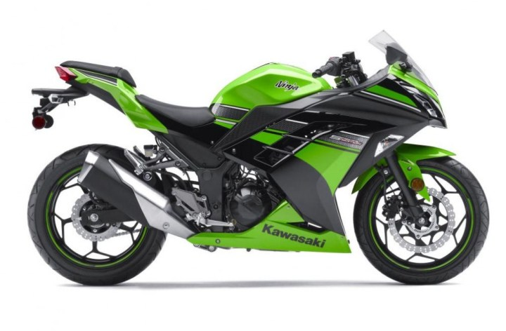 Kawasaki updates Ninja lineup