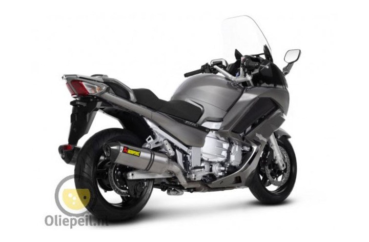 Yamaha FJR1300 accidentally unveiled