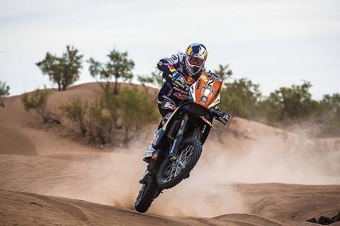 Cyril Despres wins Morocco Rally