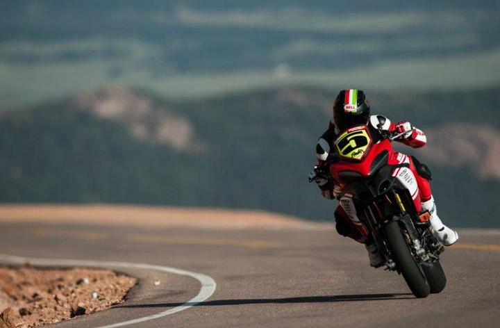This weekend, stream the Pikes Peak International Hillclimb live