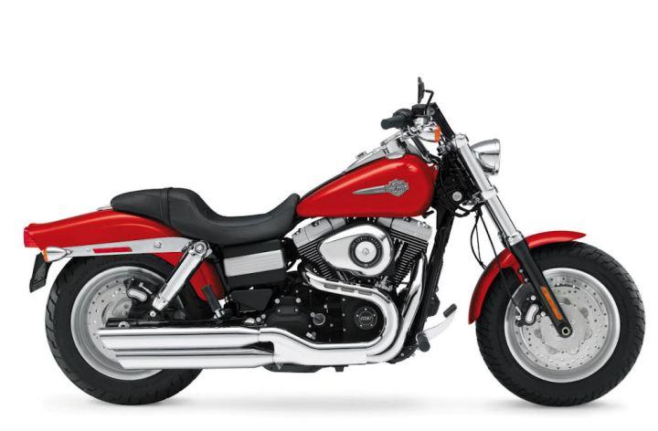 Harley-Davidson introduit la Fat Bob en Inde