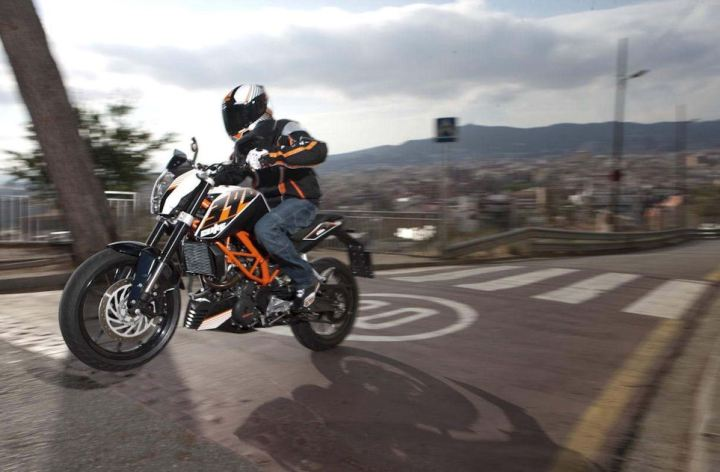 KTM 390 Duke to come to Canada?