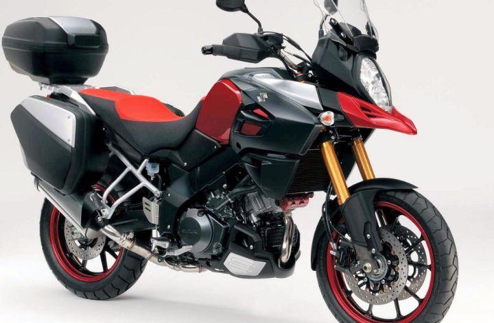 New V-Strom 1000 site from Suzuki