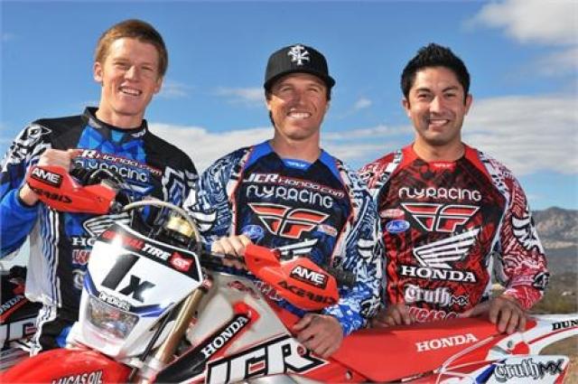 Winner is declared in 2012 Baja 1000