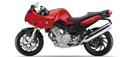 2009 BMW F800S