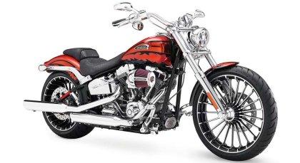 2014 Harley-Davidson CVO Breakout