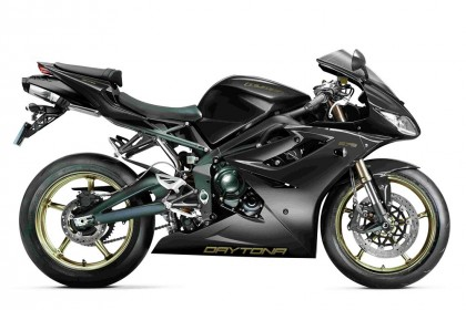 Your 2011-2012 Triumph Daytona 675 could need some attention.