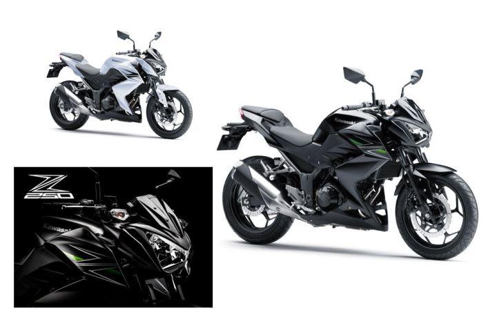 Kawasaki unveiling new naked 250