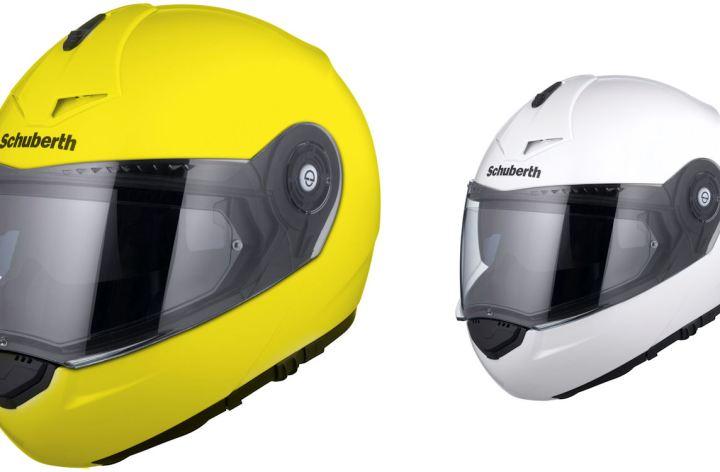 Schuberth releases C3 PRO helmets