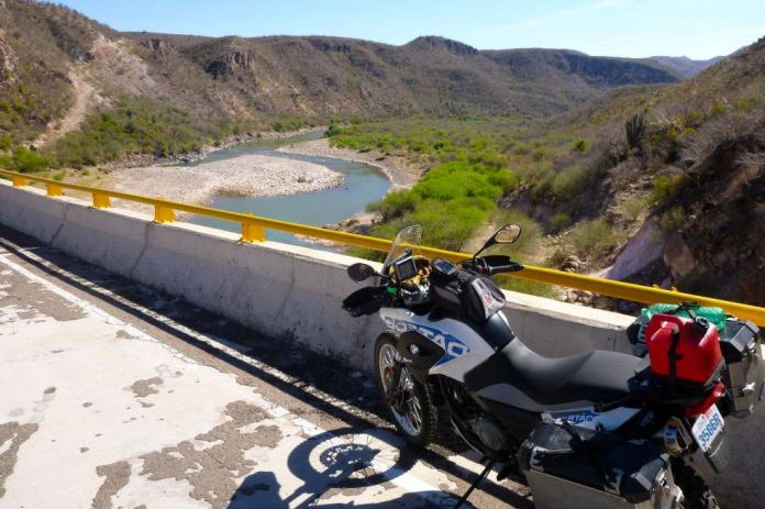 Taking off to ride around Mexico sounded like a good idea at first.