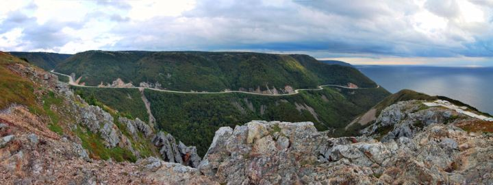 How much will it cost if you get a speeding ticket on the Cabot Trail? Don't expect Nova Scotia's government minions to give you the answer. Photo: Wikimedia