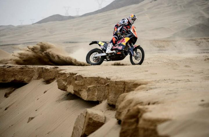 Dakar, Day Nine