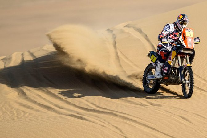 Dakar, Day Six