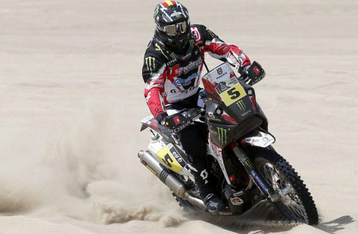 Dakar so far: Shaking things up