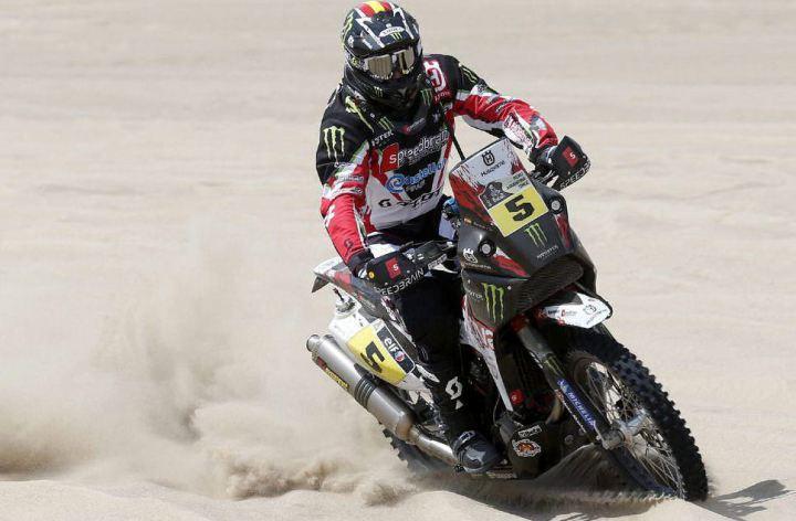 Dakar so far: Shaking things up