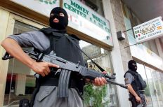What's a bit of drug cartel violence between friends? Photo: The Common Sense Show.