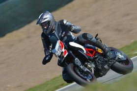 2013 Ducati Hypermotard SP review.