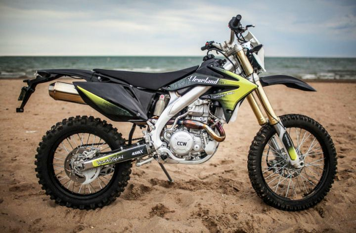 Cleveland Cyclewerks Hooligun 450 coming to Canada
