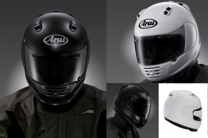 More gear news: Touratech releases 2013 catalogue, Arai unveils new helmet