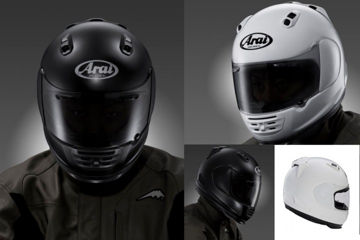 More gear news: Touratech releases 2013 catalogue, Arai unveils new helmet