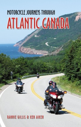 Even the locals in Atlantic Canada should find this book useful.