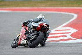 Ducati Panigale R review test
