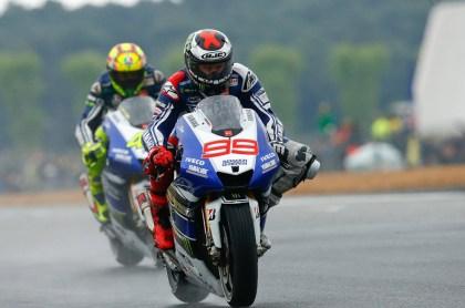 Jorge Lorenzo Photo: MotoGP
