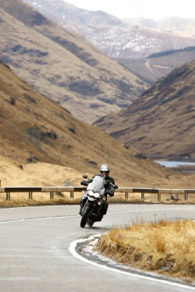 "The Scottish esses (pronounced ""usiz"") highlight the sport touring capabilities of the XC"