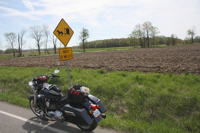 You don't see road signs like this in many places in Canada. Photo: Zac Kurylyk