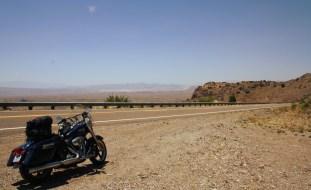 Looking into the Arizona desert. Photo: Zac Kurylyk