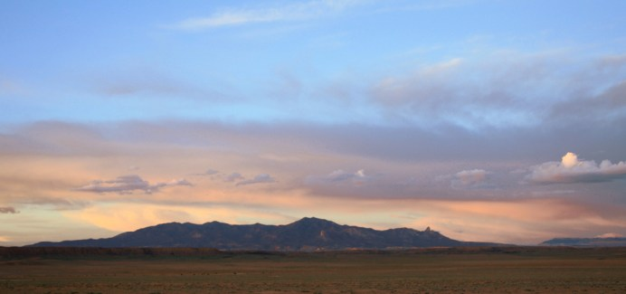 Welcome to Colorado. Photo: Zac Kurylyk